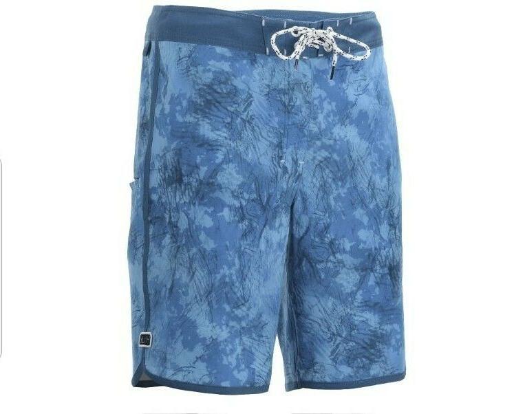 "New 32 Small Shorts Swim Blue 20"""