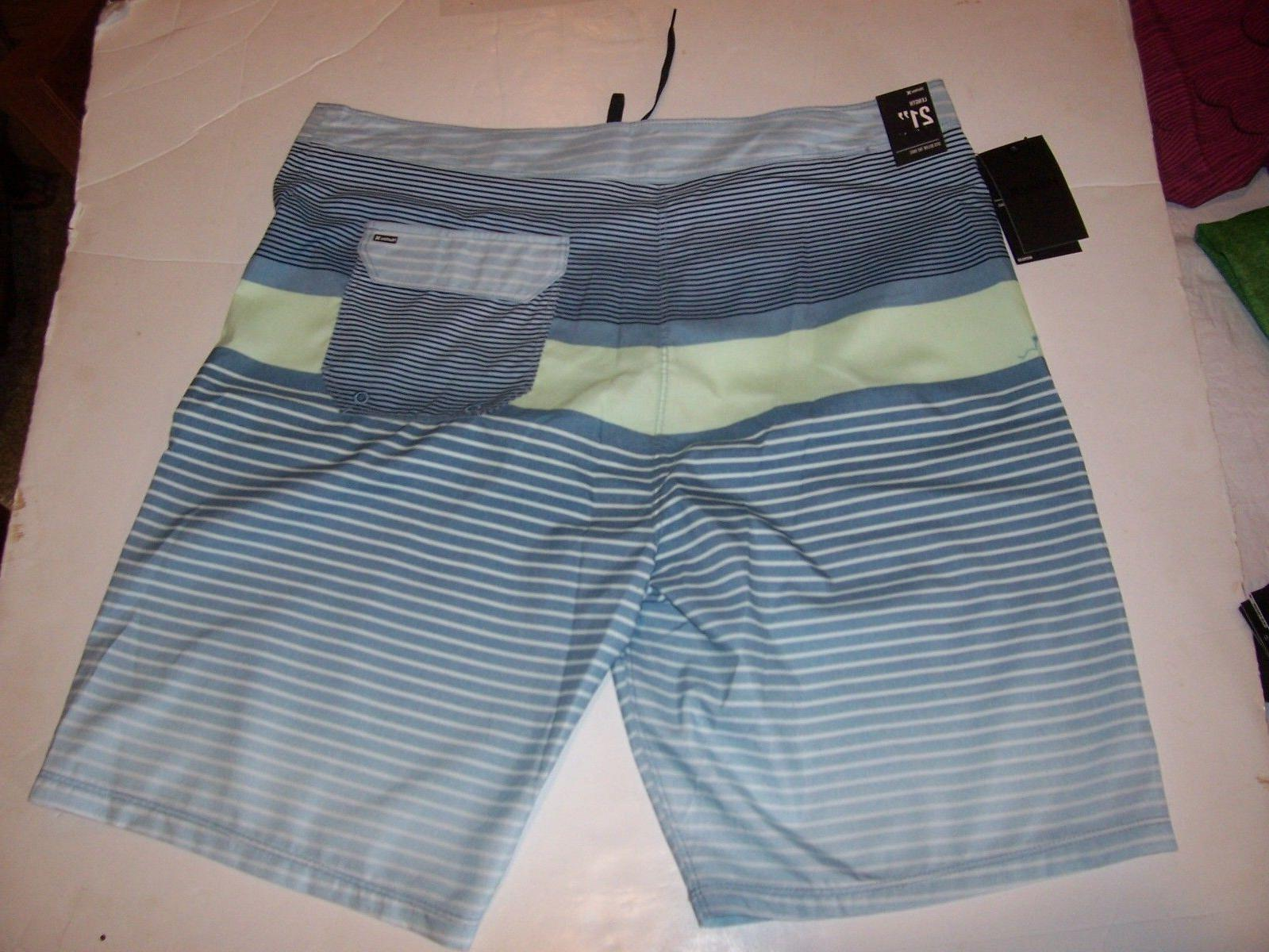 New Line board shorts swim sz 36