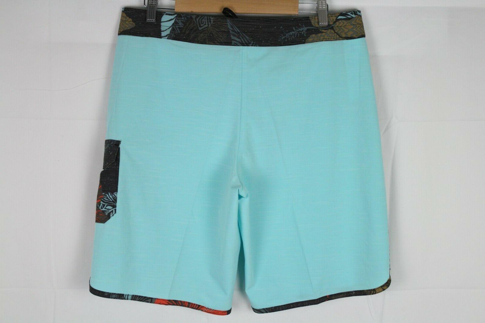 New Men's X Shorts Mint