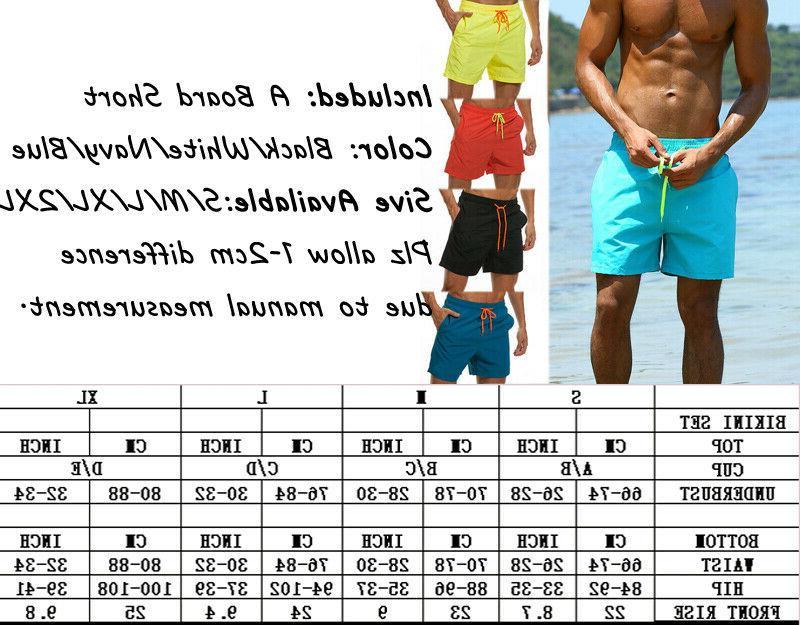 New! Mens Shorts Swim Trunks Swimwear Beach