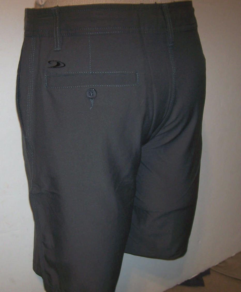 New O'NEILL walk shorts swim trunk charcoal