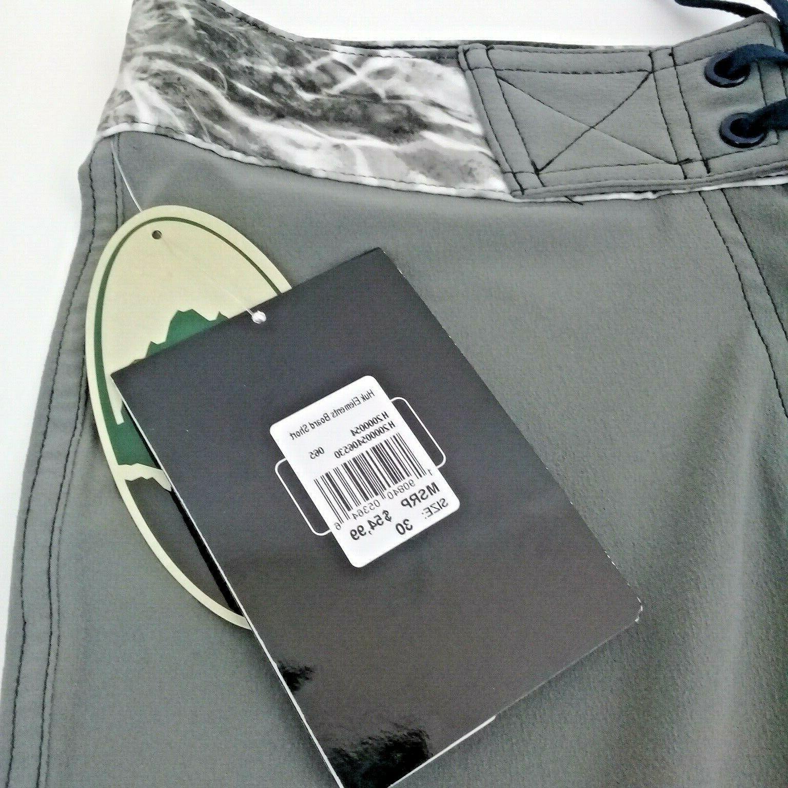 NWT Elements Size Olive Shorts $55