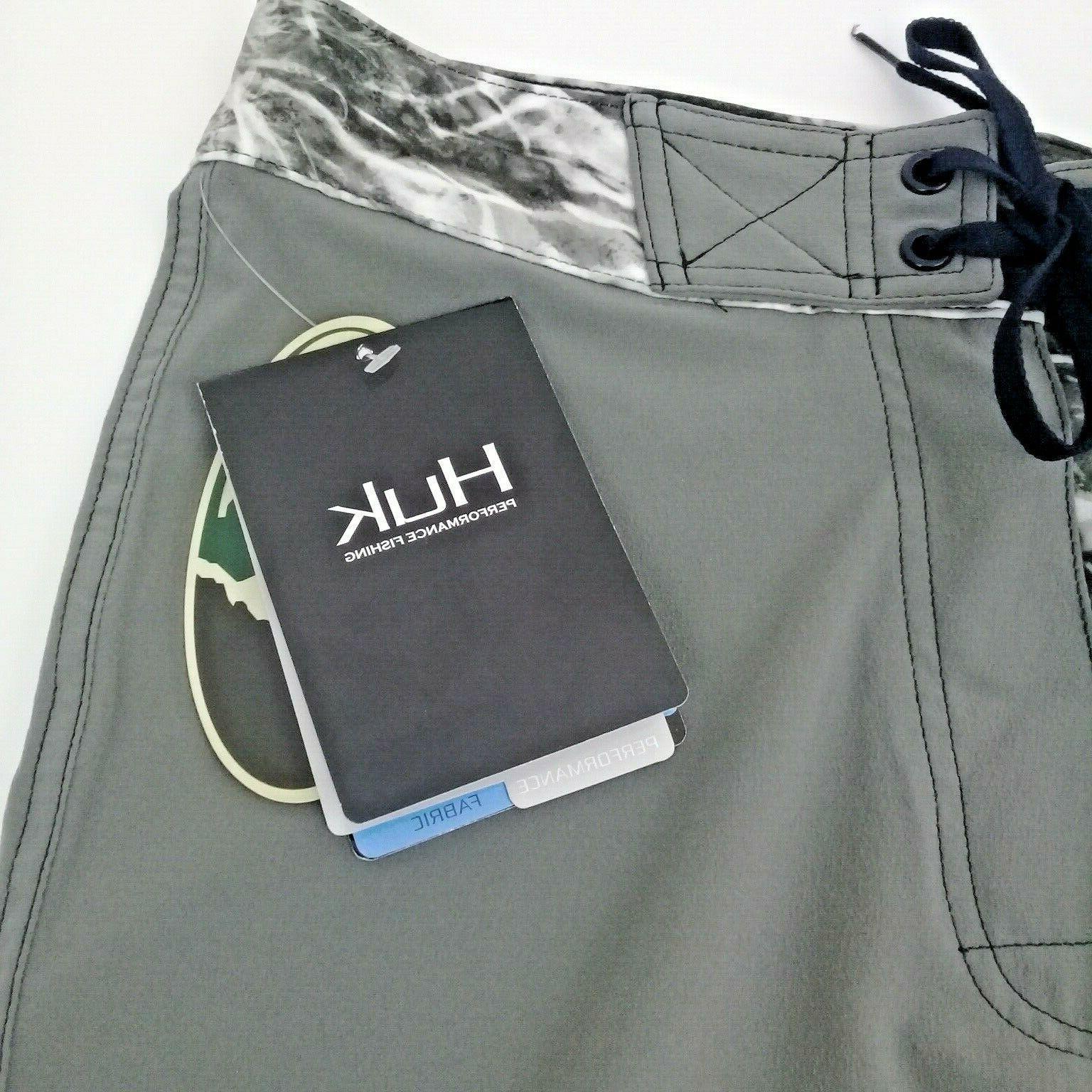 NWT HUK Elements Size Shorts