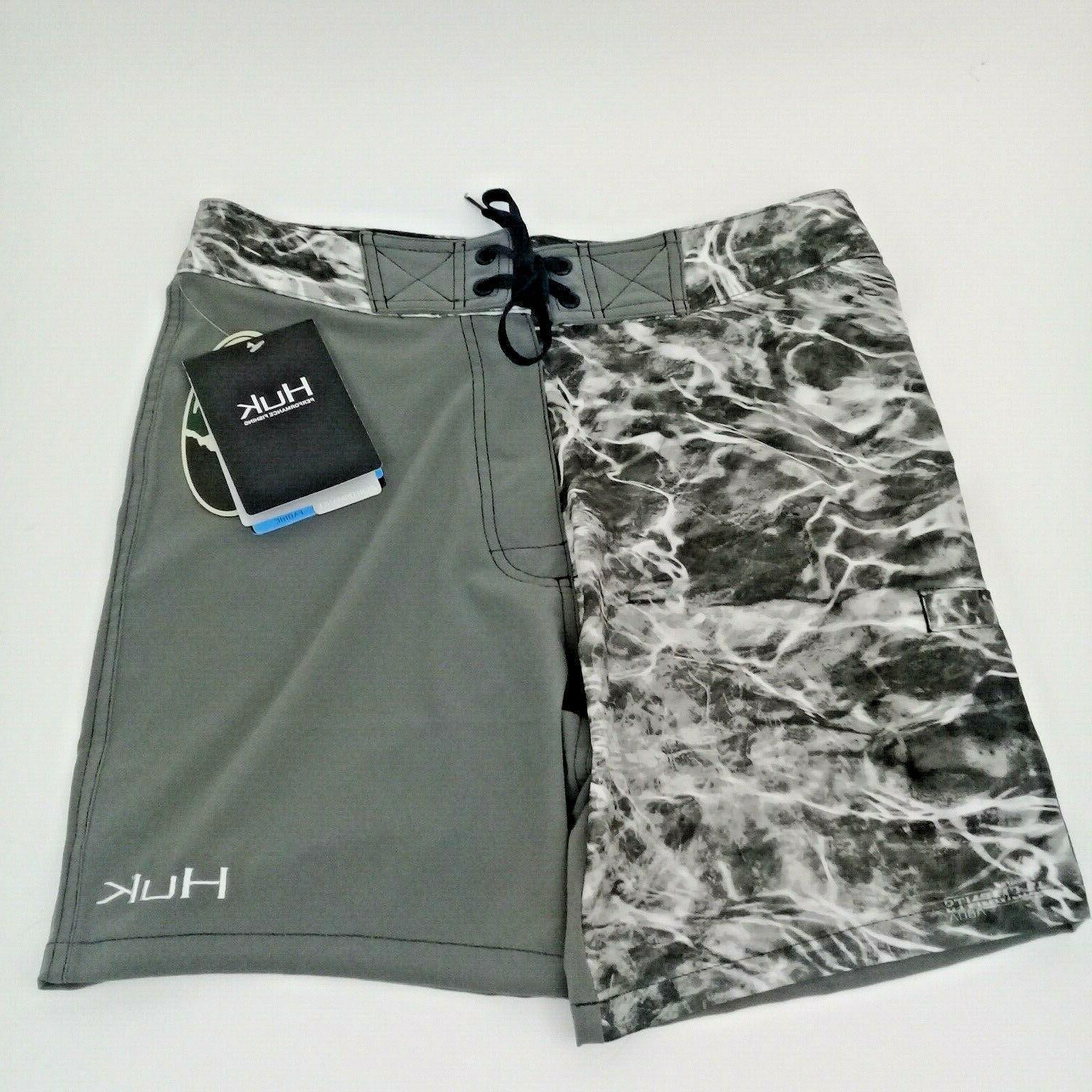 NWT Performance Elements Swim Board Men's Size Shorts $55