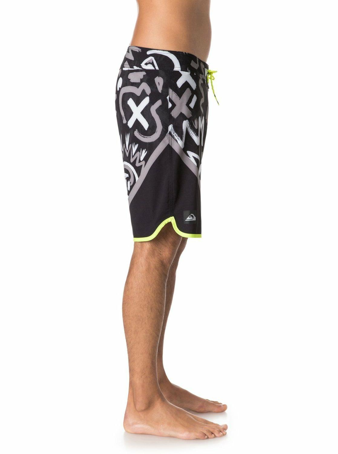 NWT Men New Boardshort Short STEEPLE GREY