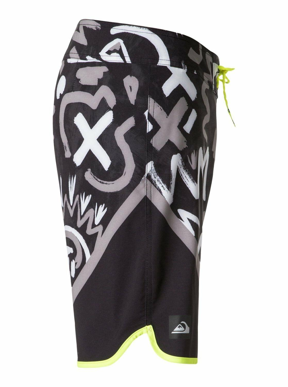 NWT Men New Wave Boardshort Swim Surf Short STEEPLE