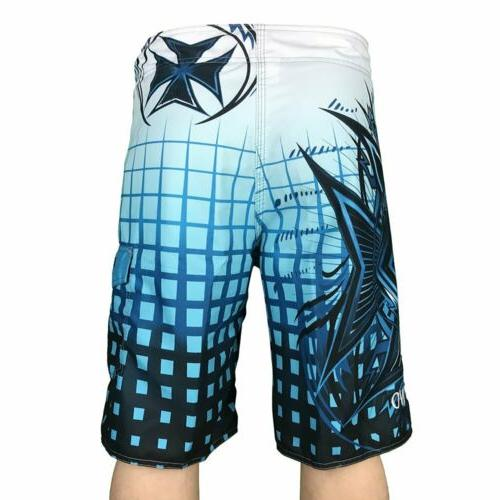 Mens Summer Surf Board Sport Swim Swimsuit