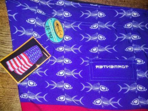 NWT Tormenter True Colors Boardshorts Fish Surf