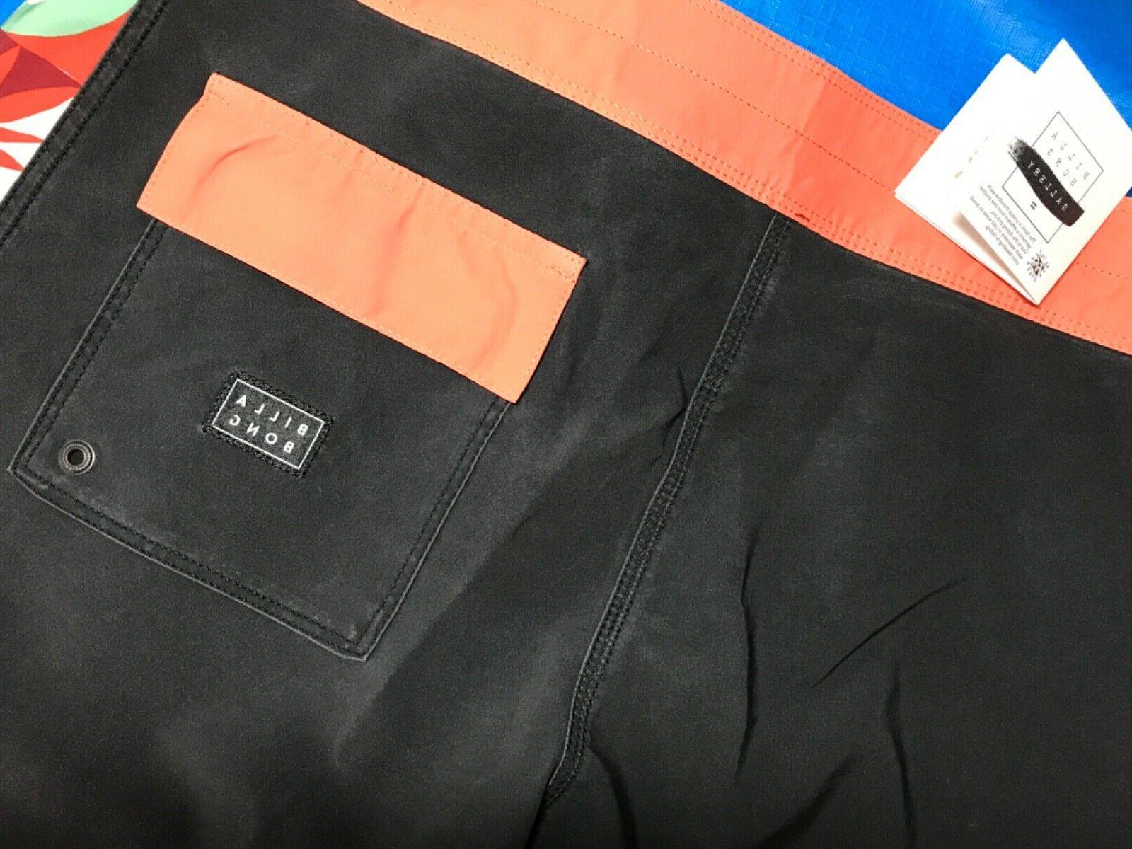 NWT Billabong Men's Patrol Board Shorts Trunks 34