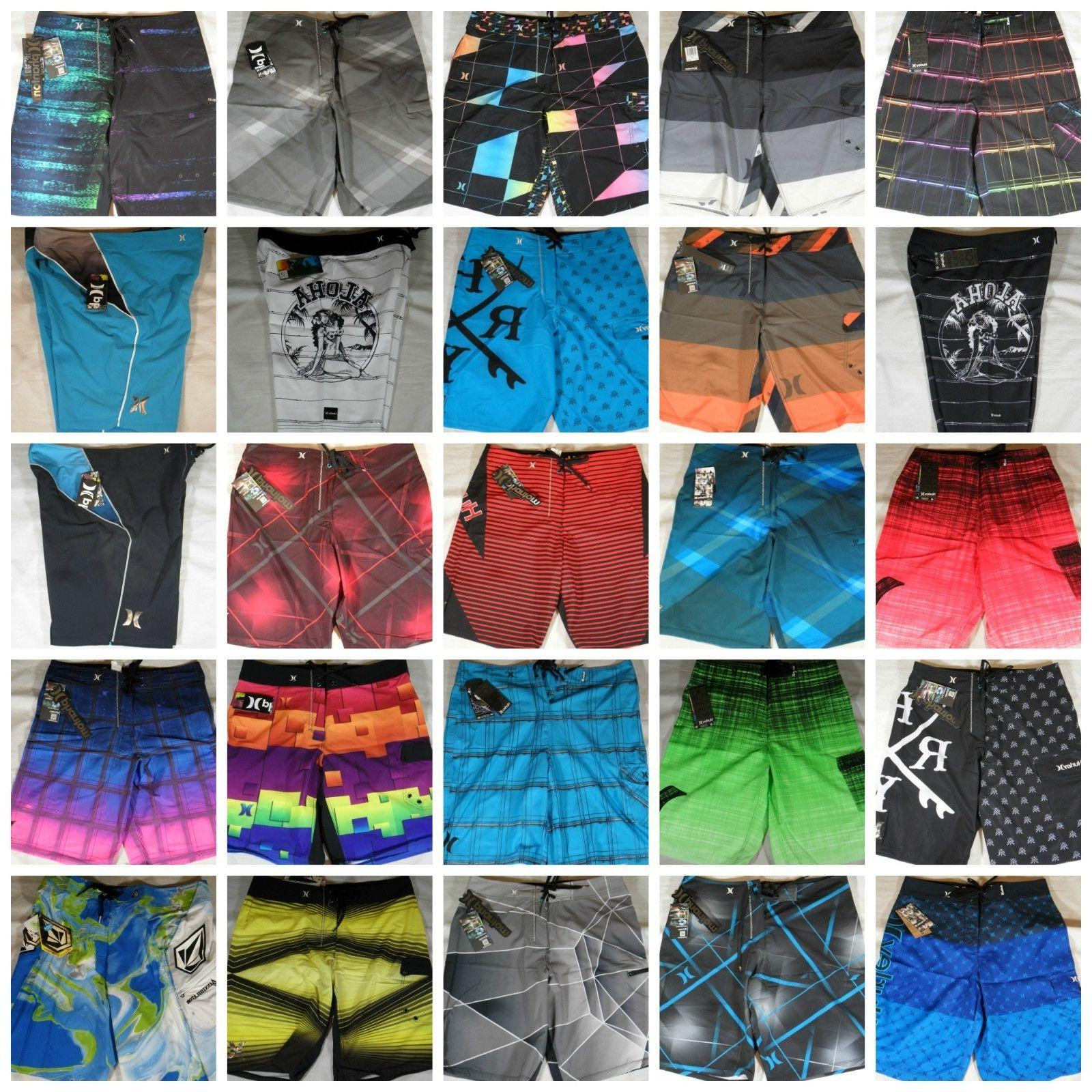 NWT Mens Volcom Boardshorts Swim