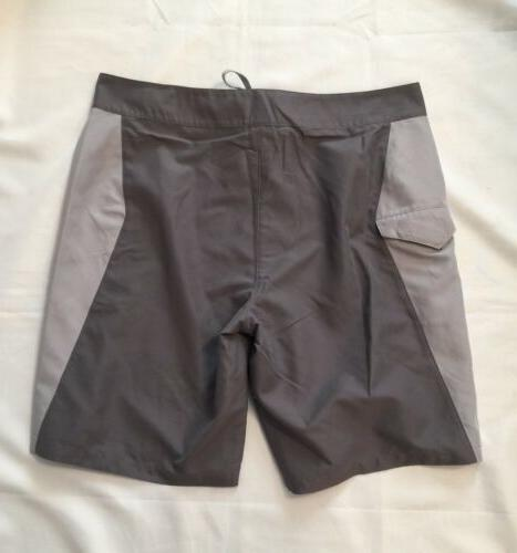 NWT Mens Armour UA Shorts Gray 36