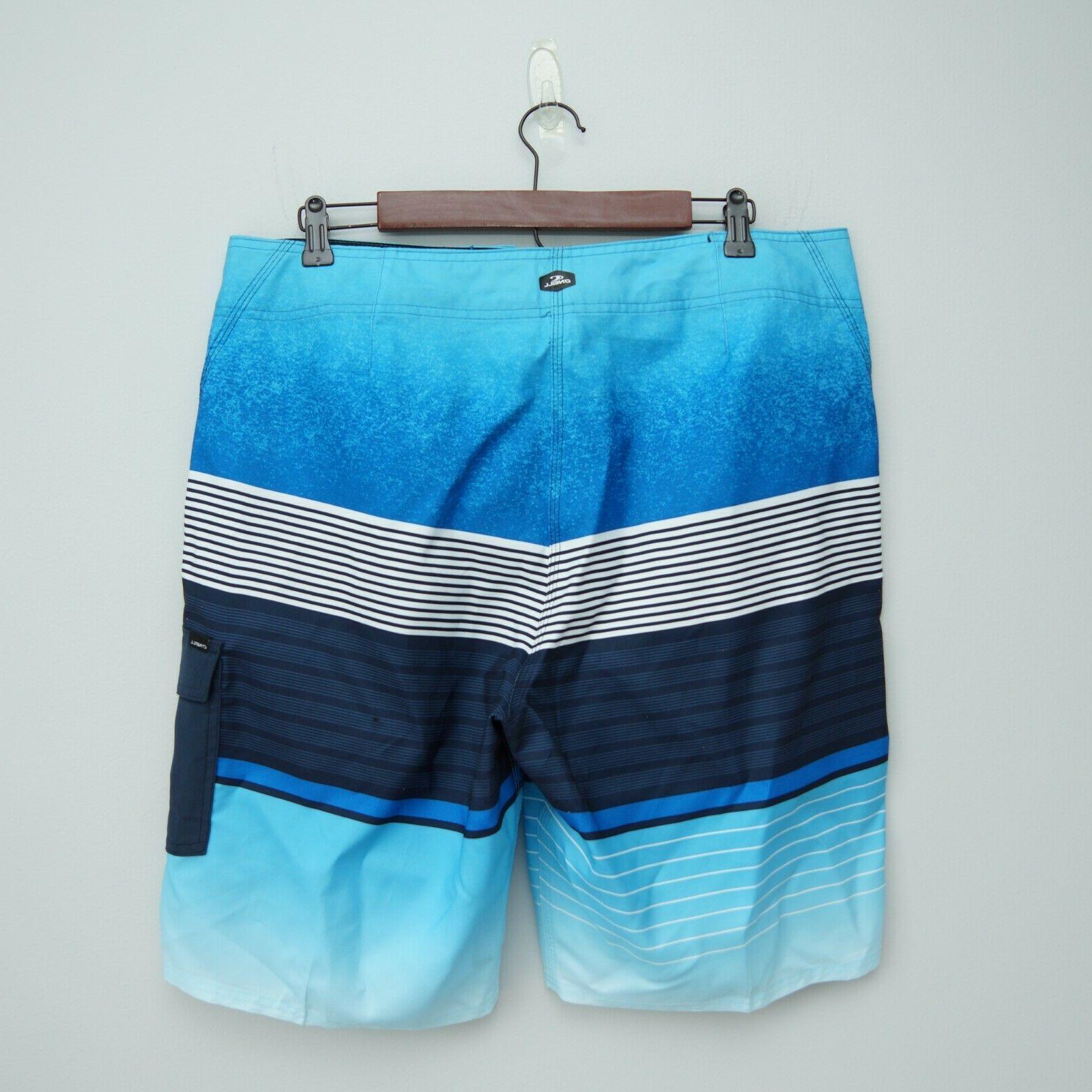 NWT O'NEILL Swim Board Shorts 36