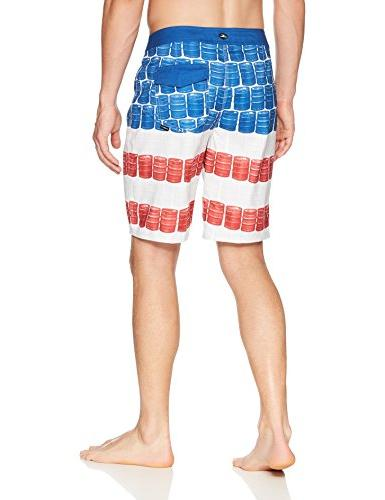 O'Neill Party Boardshort, RED 42
