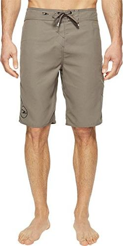 O'Neill Men's Santa Cruz Solid 2.0 Boardshorts Charcoal Swim