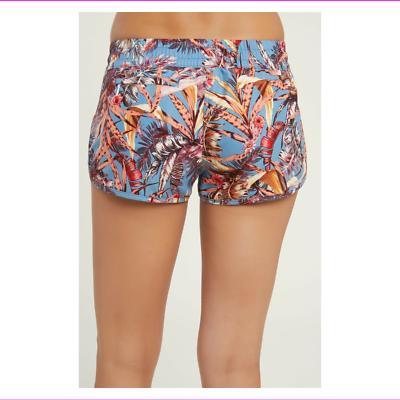 O'Neill Women's Back Zipper Pocket Boardshorts