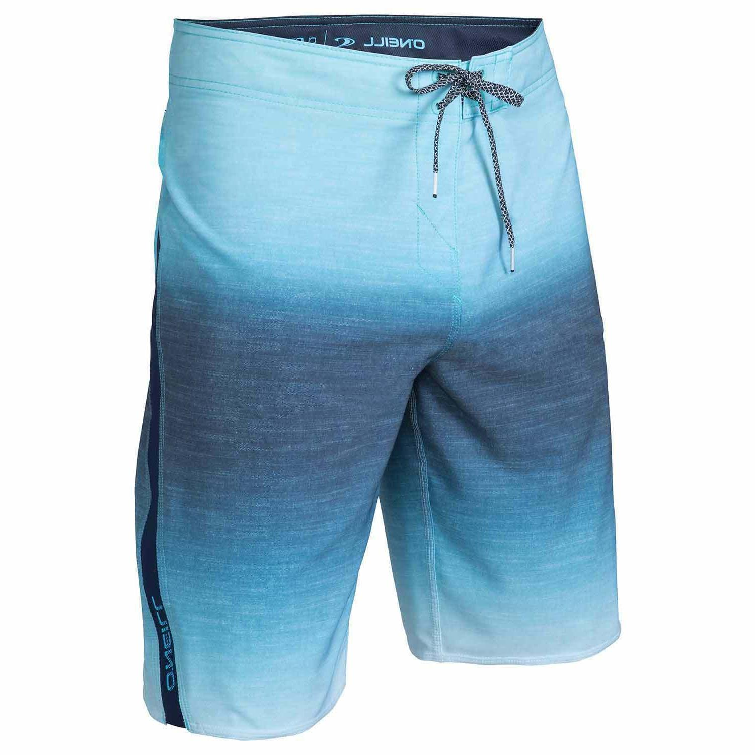 O'NEILL–Men's Superfreak Fader Board Shorts Size 38