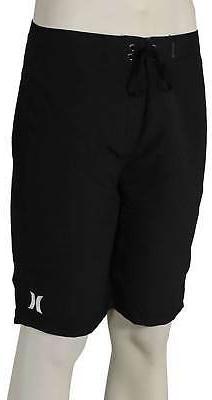 Hurley One and Only 2.0 Boardshorts - Black - New