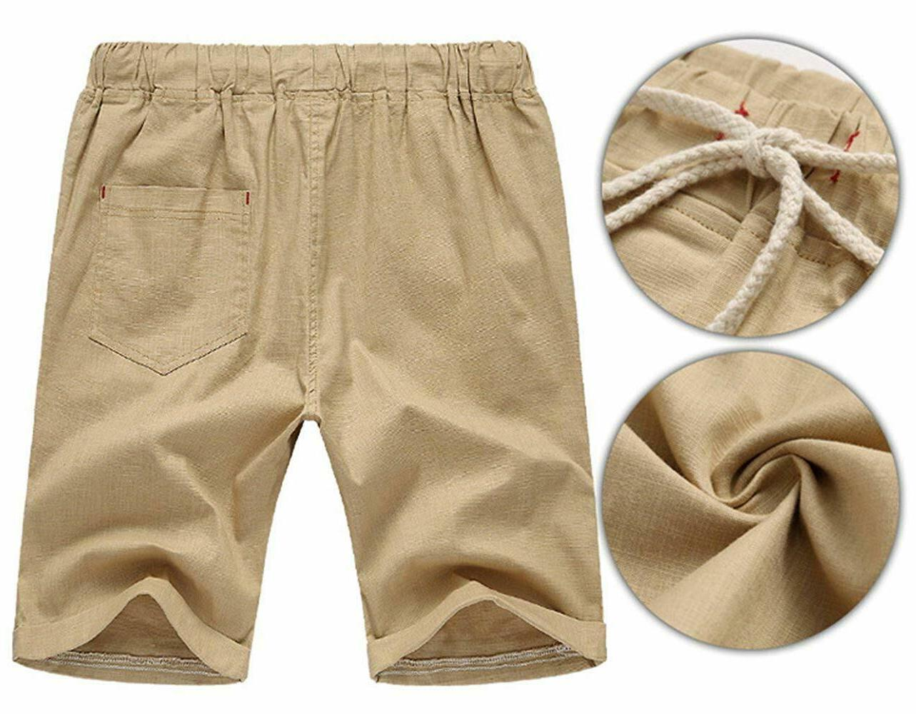 Our Men's and Cotton Casual Fit Short