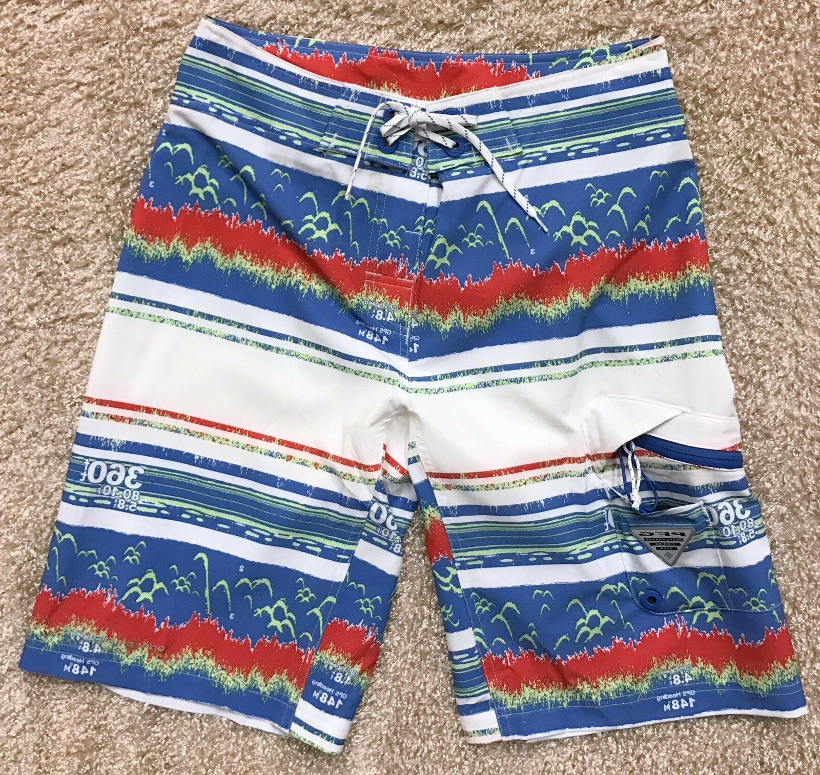 pfg offshore boardshorts board shorts swim 11