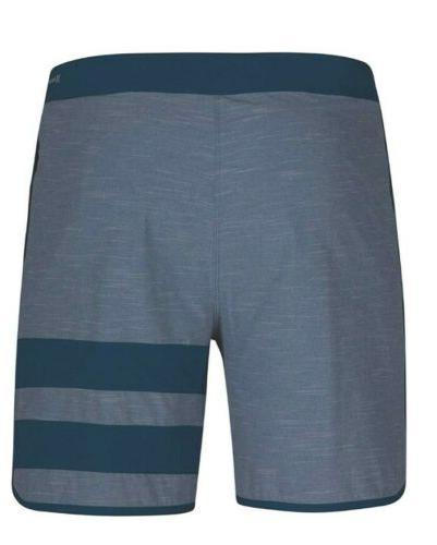 """Hurley Phantom 18"""" Swim Shorts Stretch Boardshorts Size 33"""
