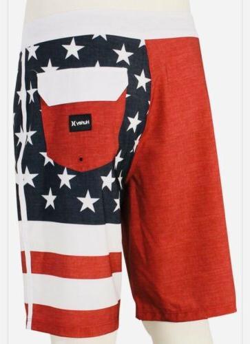 "Hurley Patriot 20"" Board Shorts, BQ4134 30 -"