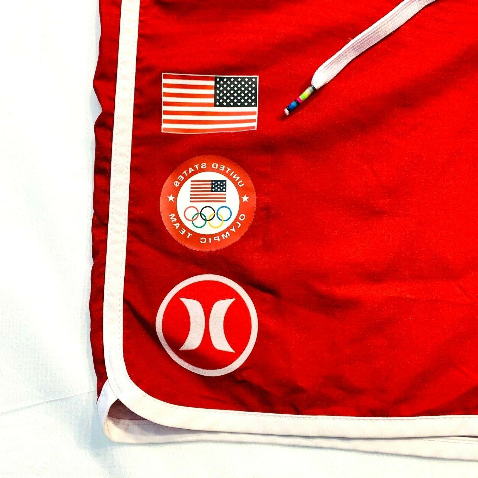 HURLEY Phantom USA Olympic Team Luxury