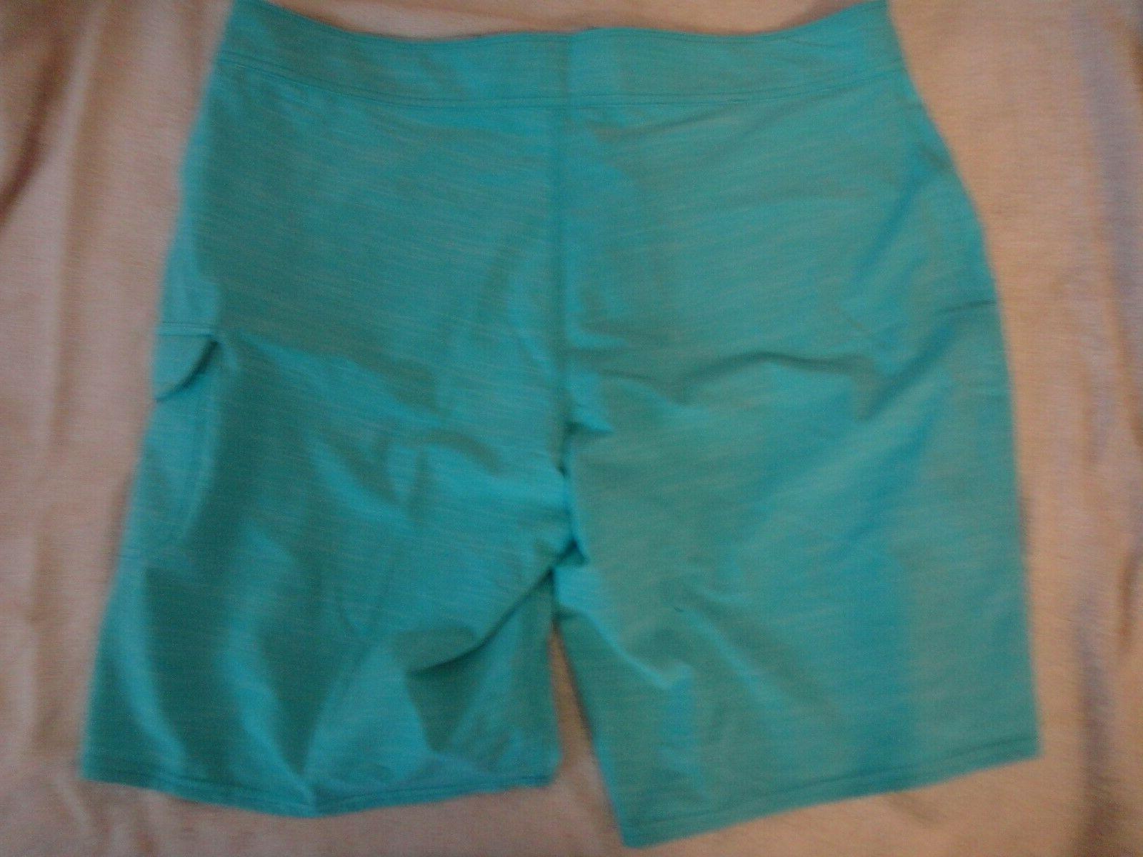 Billabong Day shorts NWOT Aqua Color
