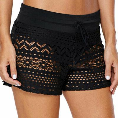 Plus Size Shorts Boardshort Swimwear