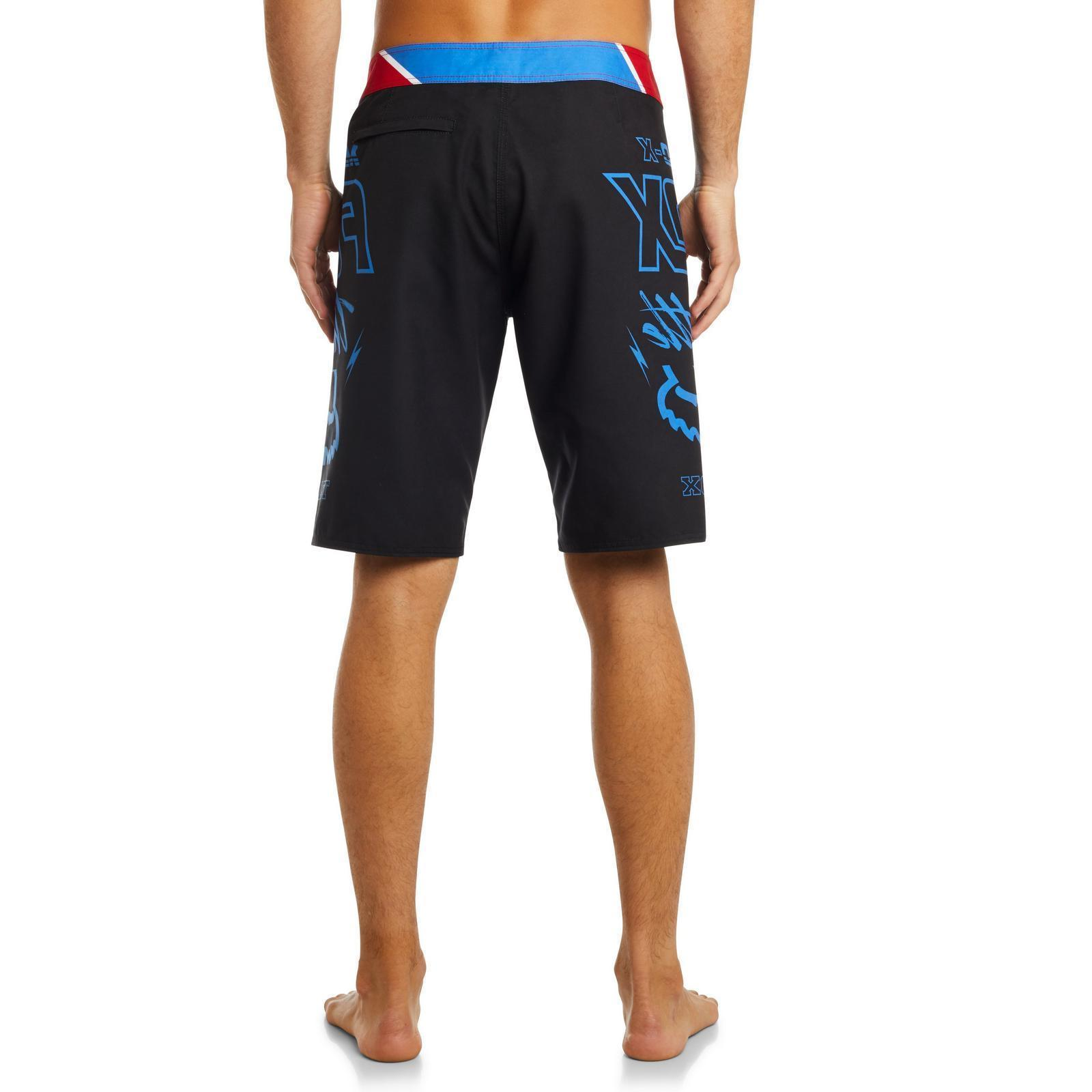 Fox Racing Boardshort Throttle Black Surf