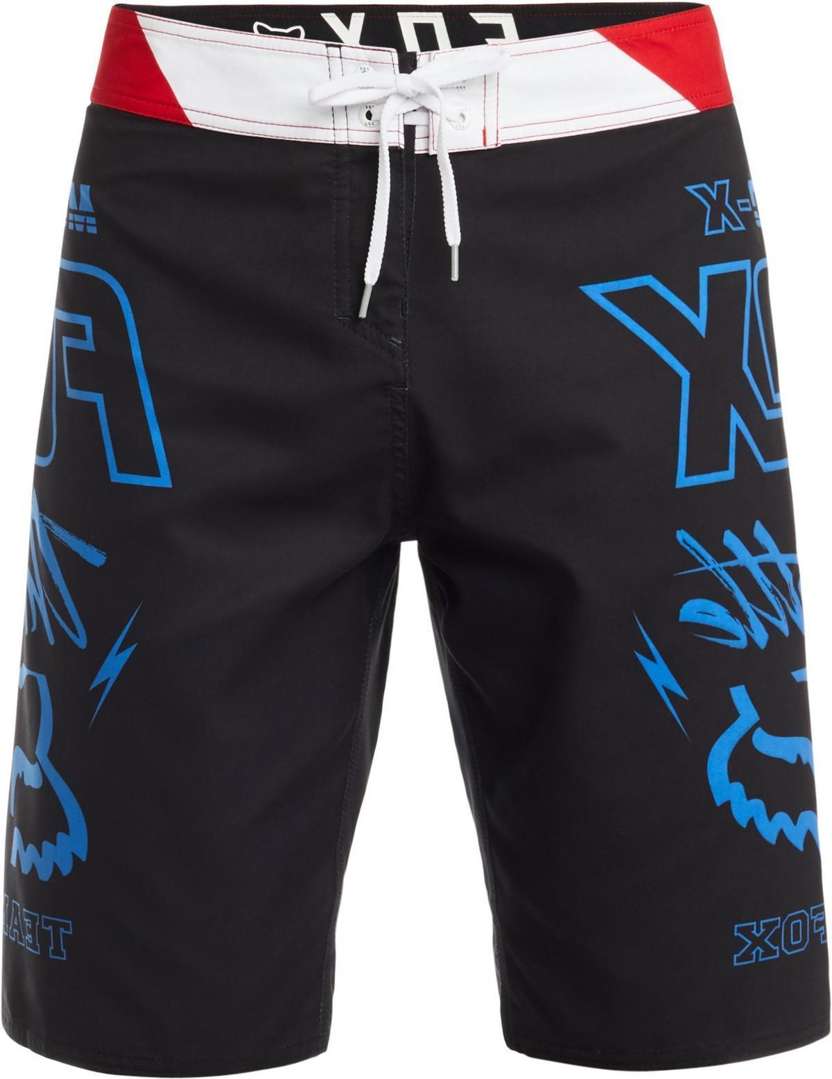 Fox Racing Boardshort Men's Throttle Board Short Trunk Black