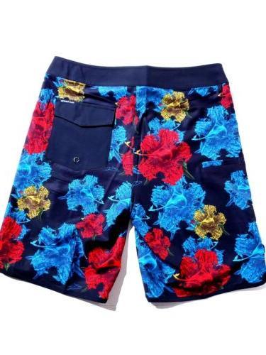 HUK Black Shorts Size
