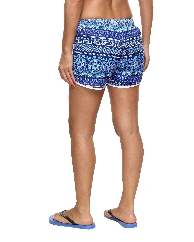 Sociala Women's Board Shorts Swim Boardshorts Swimwear