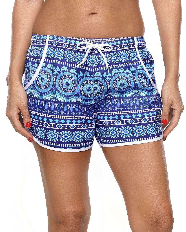 Sociala Women's Solid Shorts Boardshorts