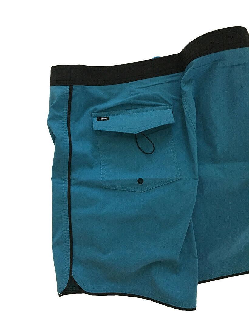 RVCA Mens Trunk Eastern Boardshorts Pocket.Sz 34,36,38