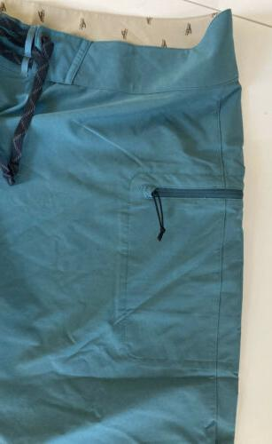 Patagonia Stretch in Board Shorts Size 34 NWT
