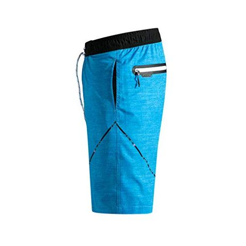 Surf Men's Board Shorts Ultra Surfing Swimming Sweatpants Blue