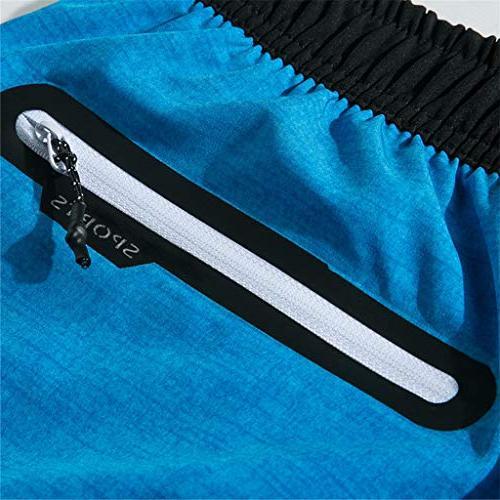 Surf Swim Trunks,Kstare Board Slim Fit Ultra Surfing Running Watershort Sweatpants Blue