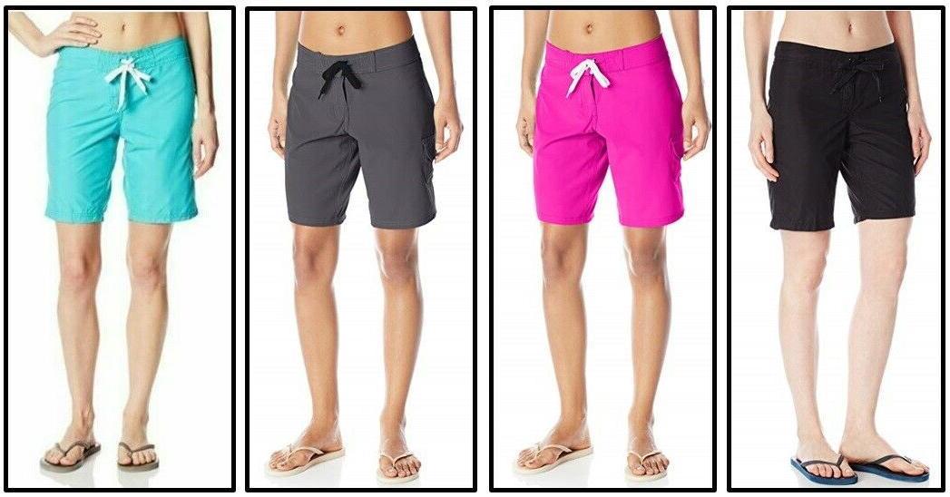 surf womens marina board shorts 8101 aqua