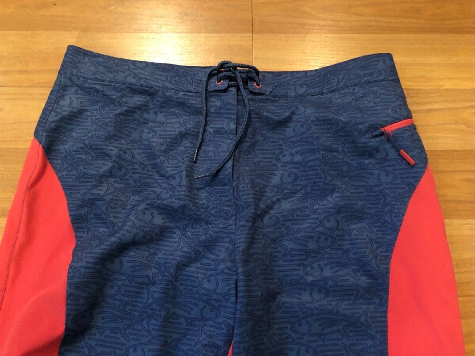 Vineyard Vines Swim Board Shorts 36, NWT