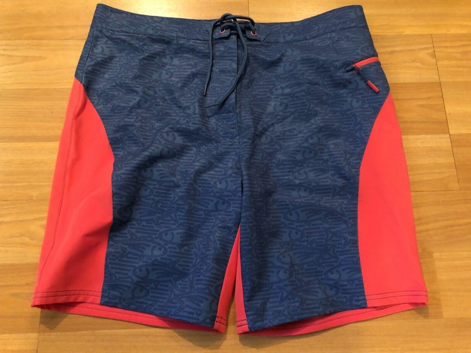 swim board shorts swimwear men s sz