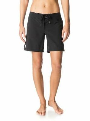 Roxy To Dye True 7 Board Shorts Swimsuit Cover Up NWT NEW