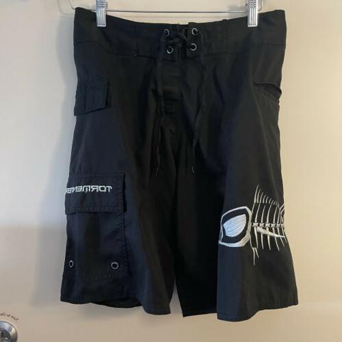 tormenter board shorts mens size 30 tuna