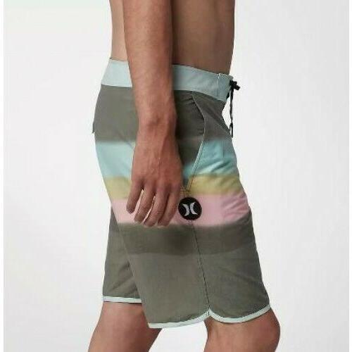 "HURLEY Twilight SPRAYBOOTH 18"" Shorts MENS 36"