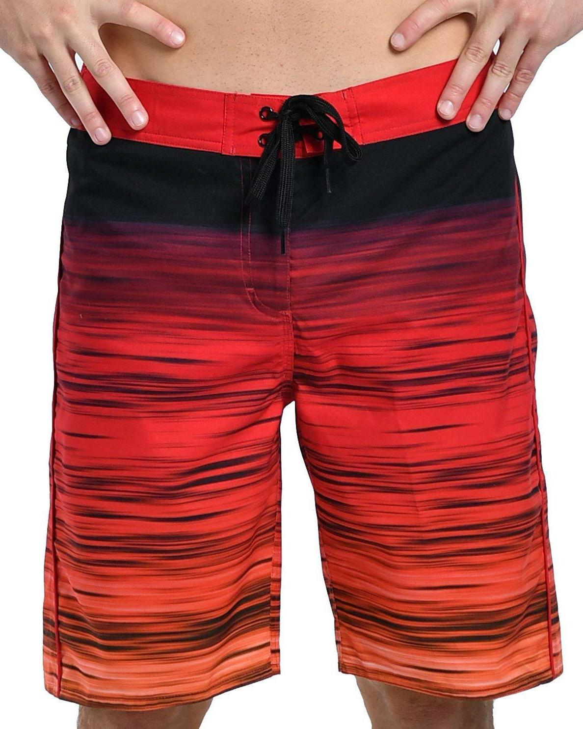 US Apparel Color Microfiber Board Shorts
