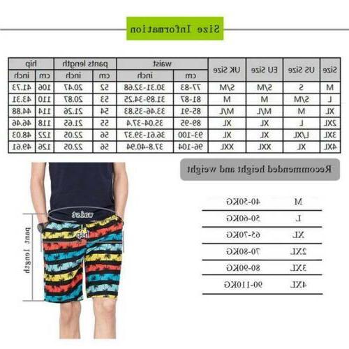US Boardshorts Beach Swim Sports Trunk Pants
