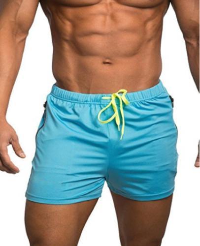 US swimwear Gym Run shorts summer beach pants Board Short