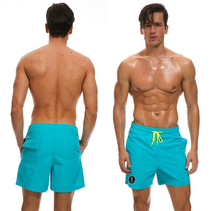 US Swimwear Sports Gym Summer Pants Board Shorts