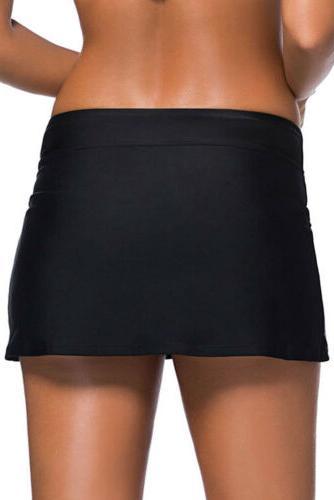 USA Swim Boardshort Bikini Swimsuit Skirt