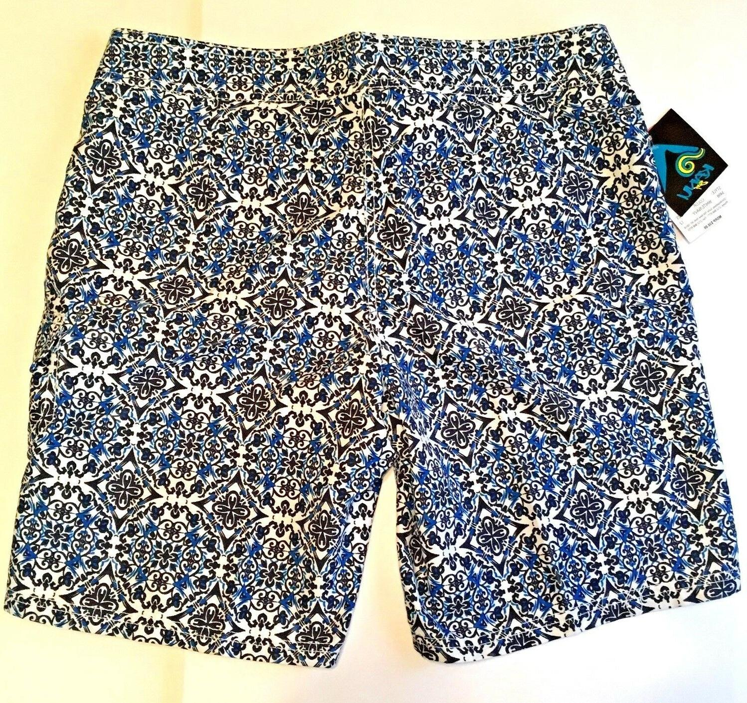WOMAN'S BOARD SHORTS NEW WITH TAGS ATTACHED 12