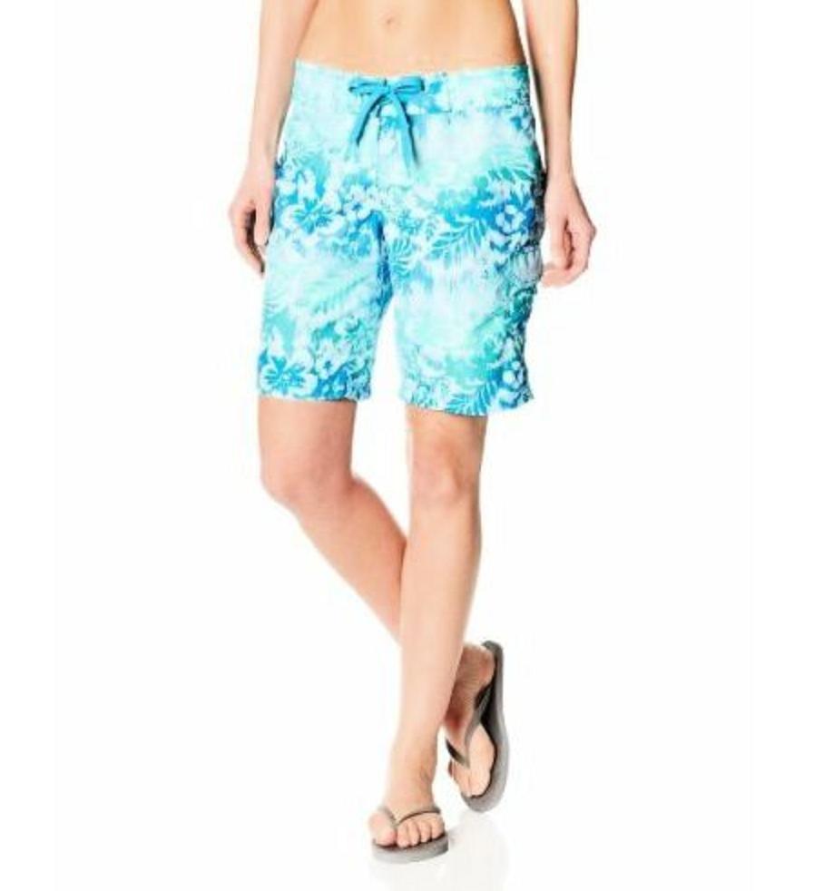 "NEW Women's Kanu Surf Board Shorts, ""Oceanside"" Style 1590 A"